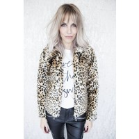 MY FANCY LEOPARD - JACKET