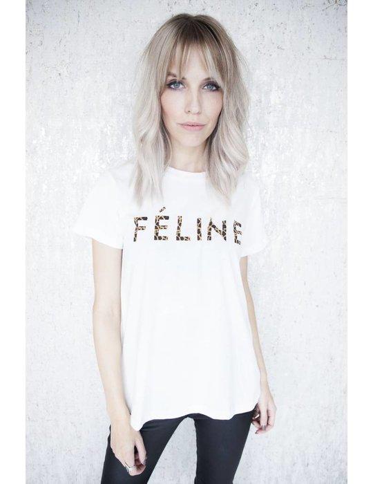 ellemilla FELINE WHITE