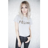 FELINE GREY - T-SHIRT