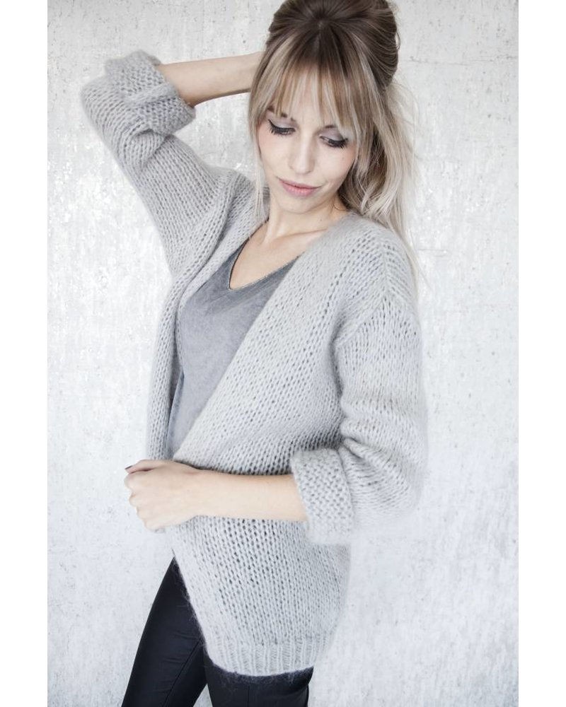 ORIGINAL SOFT GREY - BERNADETTE