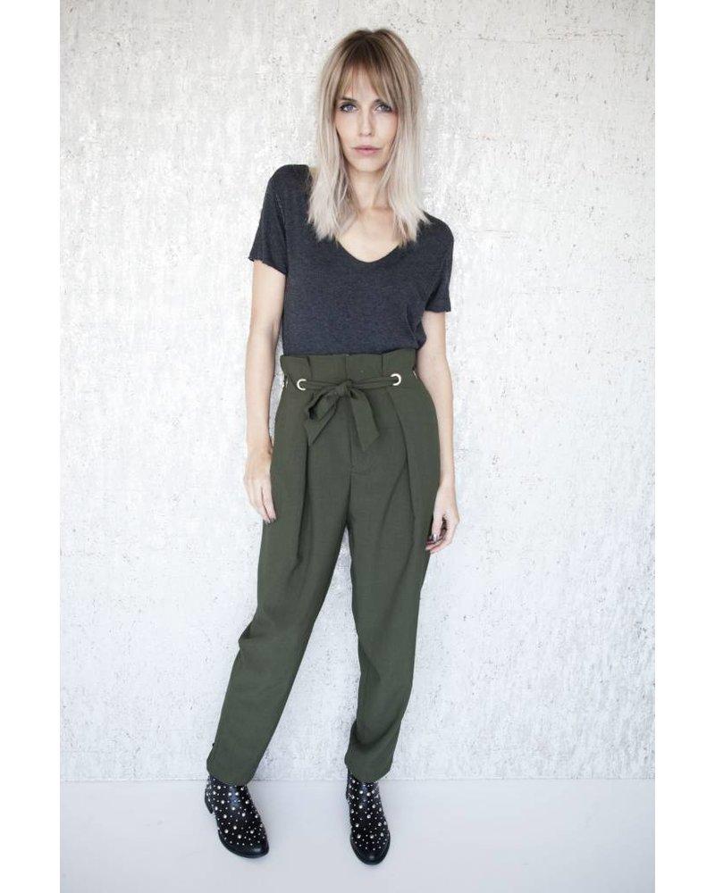 LIA GREEN - PANTS