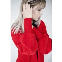 SOFT JAMIE RED - GILET