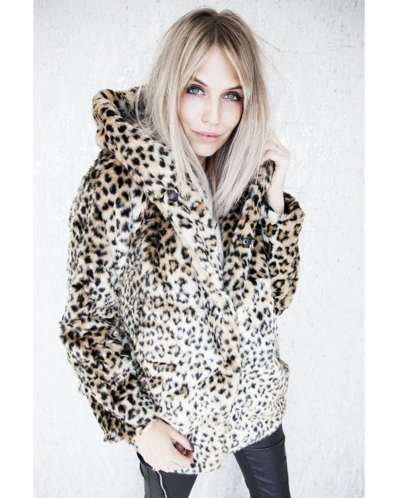 THE BEST LEOPARD - JACKET