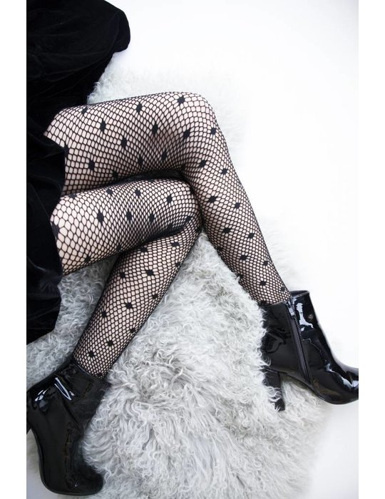 ellemilla DOTS FISHNETS