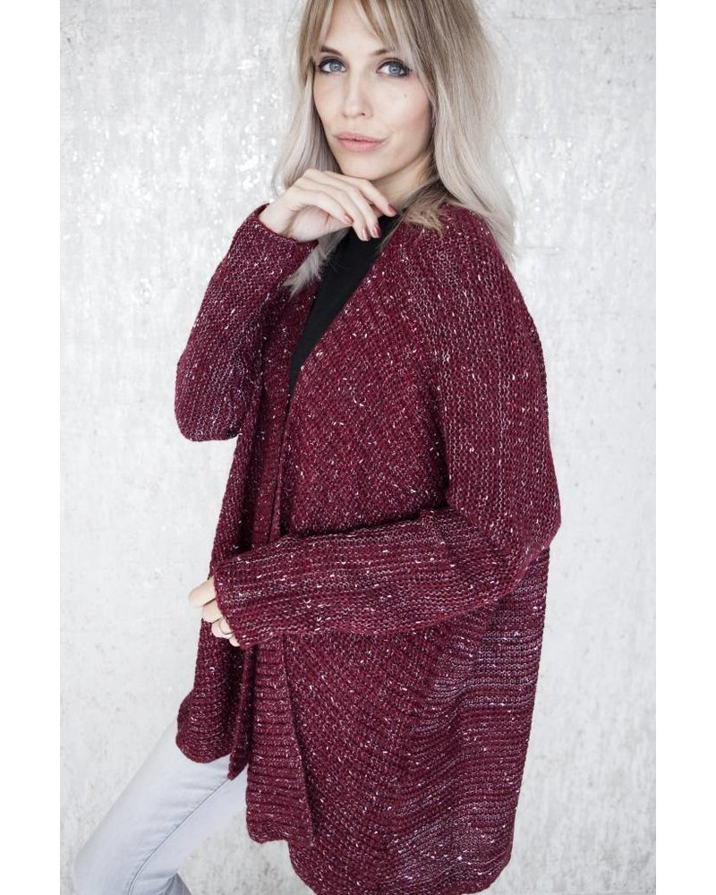 CHARLY RED - GILET