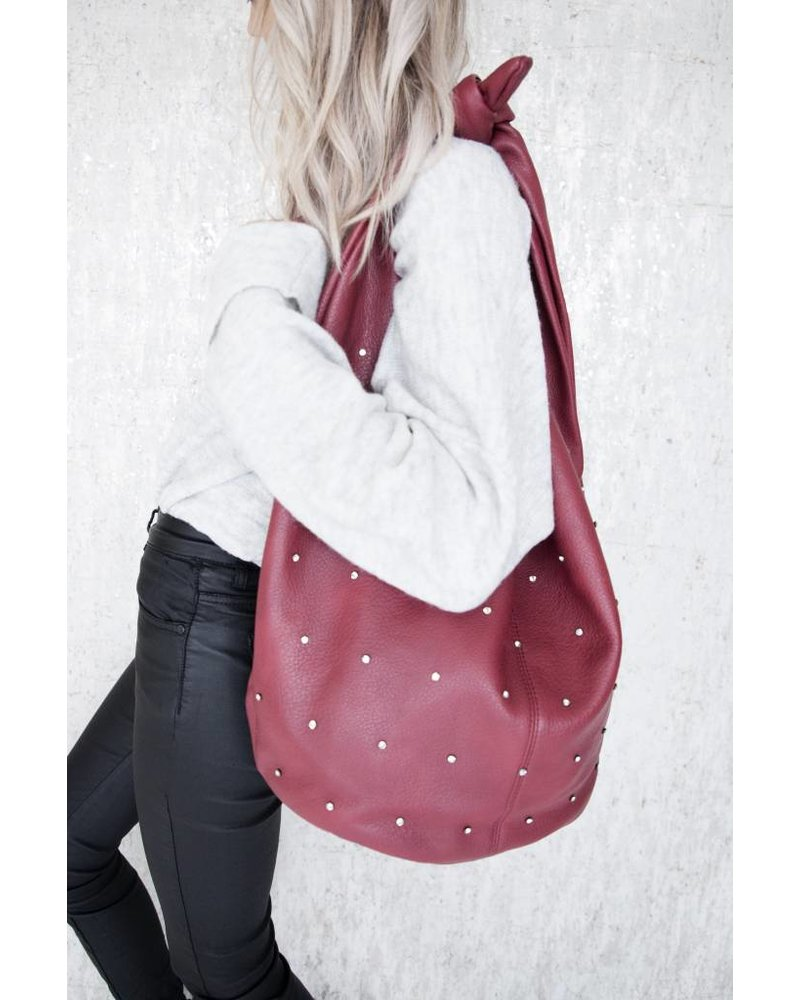SPARKLE RED - HANDBAG