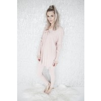 STAY AT HOME PINK - COMFY SET