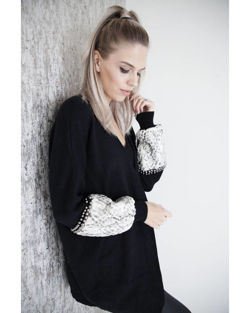 SIMONA BLACK - GILET