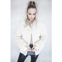 AVIATOR CREAM - JACKET
