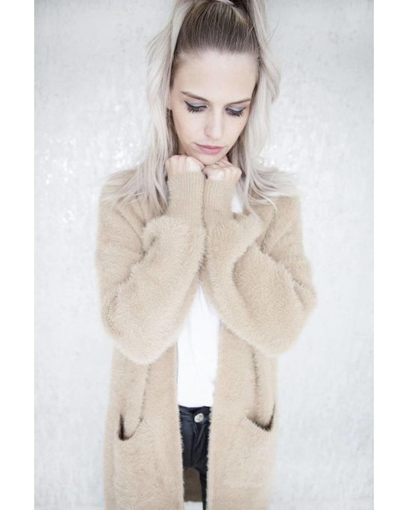 SOFT COMFORT TAUPE - GILET