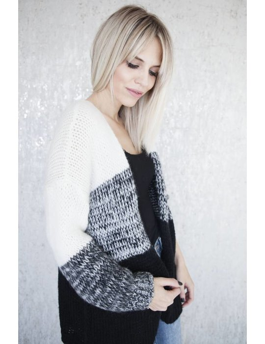 ellemilla FADE BLACK & WHITE