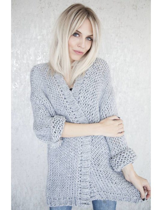 ellemilla CLAIR KNIT GREY