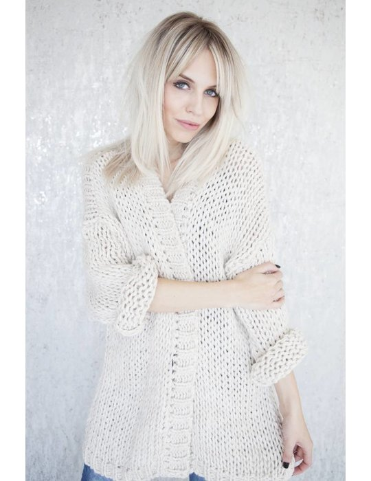 ellemilla CLAIR KNIT CREAM