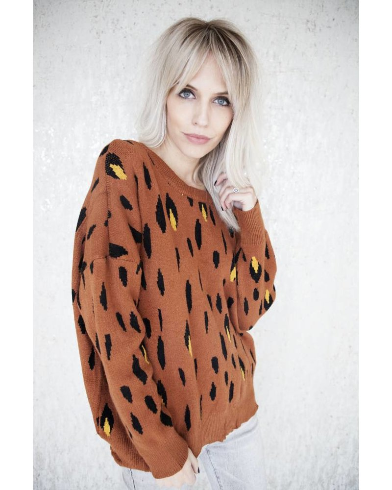 TOTALLY WILD - SWEATER