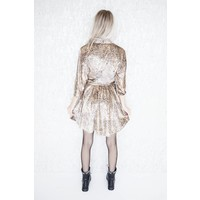 LORY WILD CREAM - DRESS