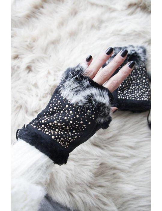 ellemilla WINTER HANDS BLACK