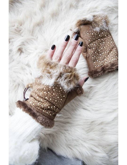 ellemilla WINTER HANDS CAMEL