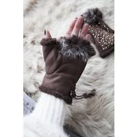 WINTER HANDS BROWN - HANDSCHOENEN