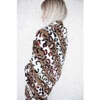 COLORFUL LEOPARD - SCARF