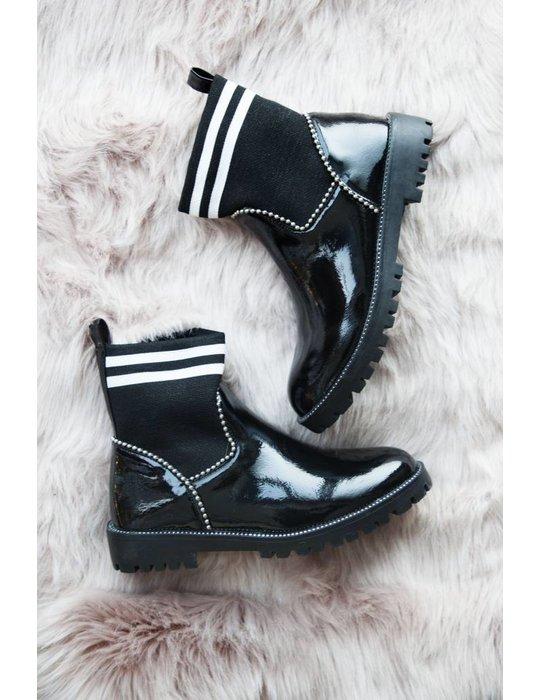 ellemilla CLASSY SOCKS BLACK