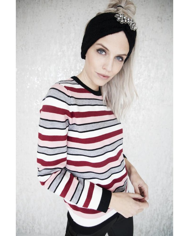 COLORFUL STRIPES - LONGSLEEVE