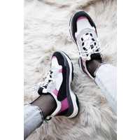 YOU NEED ME PINK - SNEAKERS