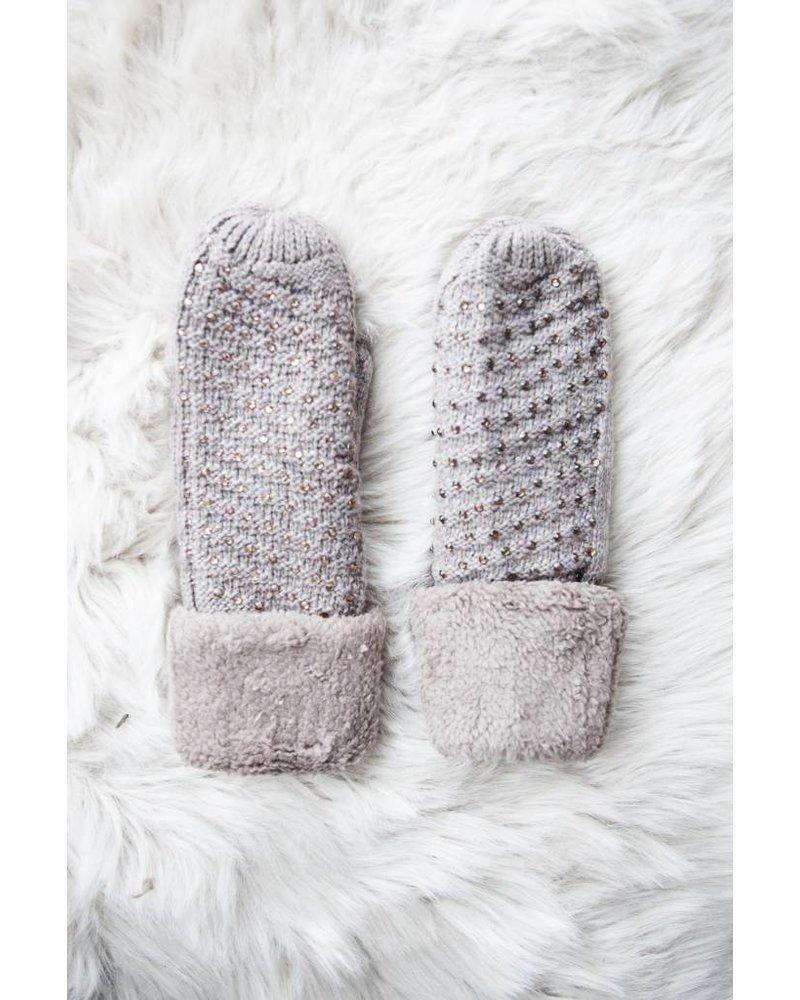 WARM HANDS TAUPE - WANTEN