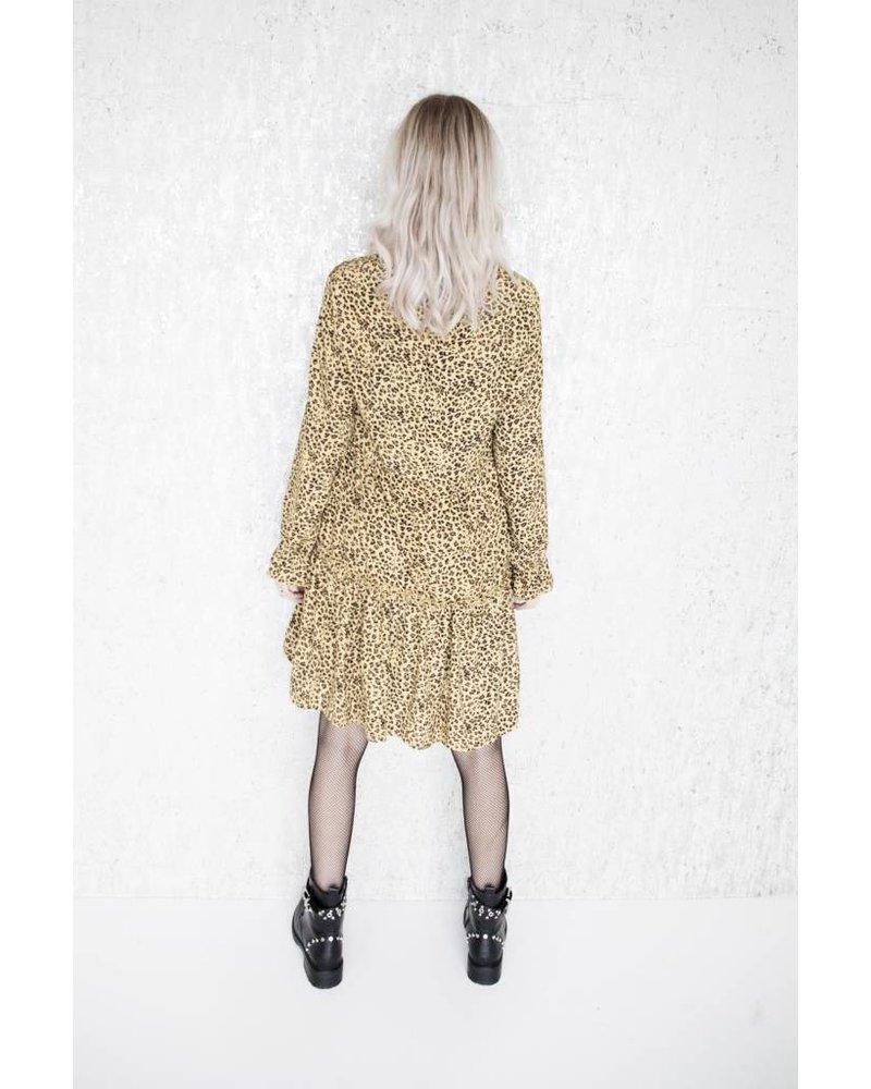 KITTY MUSTARD - DRESS