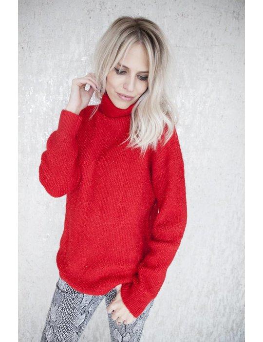 ellemilla WARM GLITTER RED