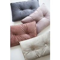 COZY LONG OLD PINK - PILLOW