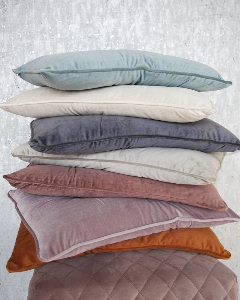COZY LONG DARK GREY - PILLOW