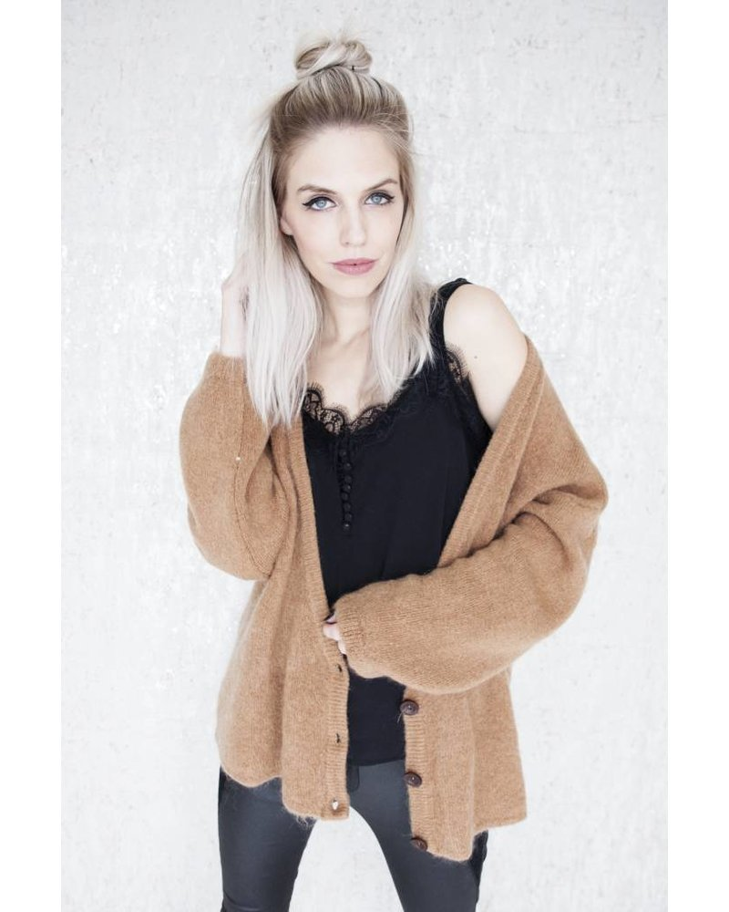 THE CLASSIC CAMEL - GILET