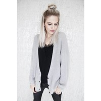 THE CLASSIC SOFT GREY - GILET
