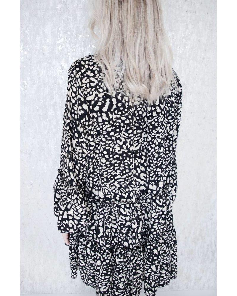 WILD SPOTS WHITE - DRESS