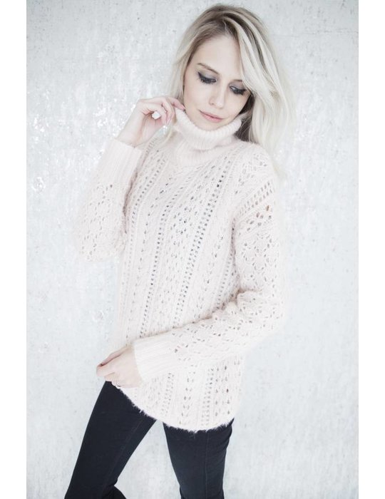 ellemilla WINTER MARIE KNIT PINK