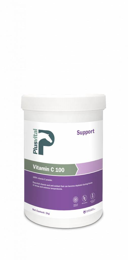 Plusvital Plusvital Vitamin C 100 1 kg