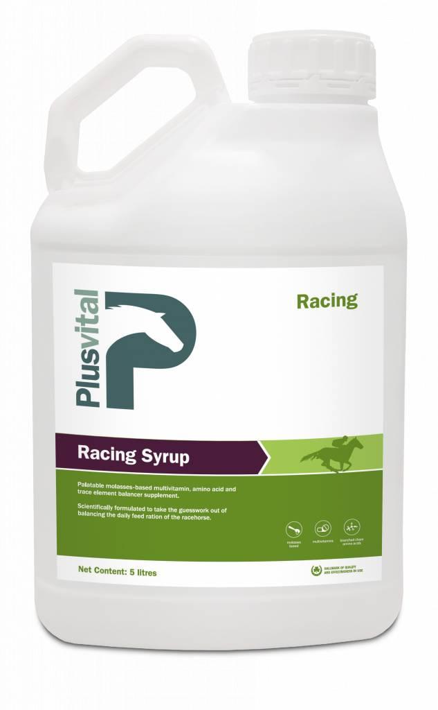 Plusvital Plusvital Racing Syrup