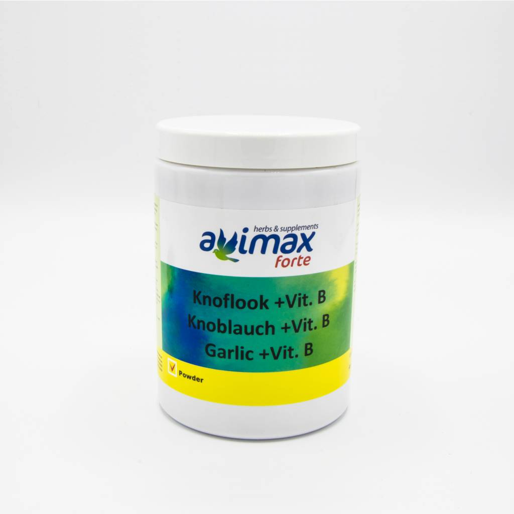 AviMax Forte AviMax Forte Knoblauch +Vit. B