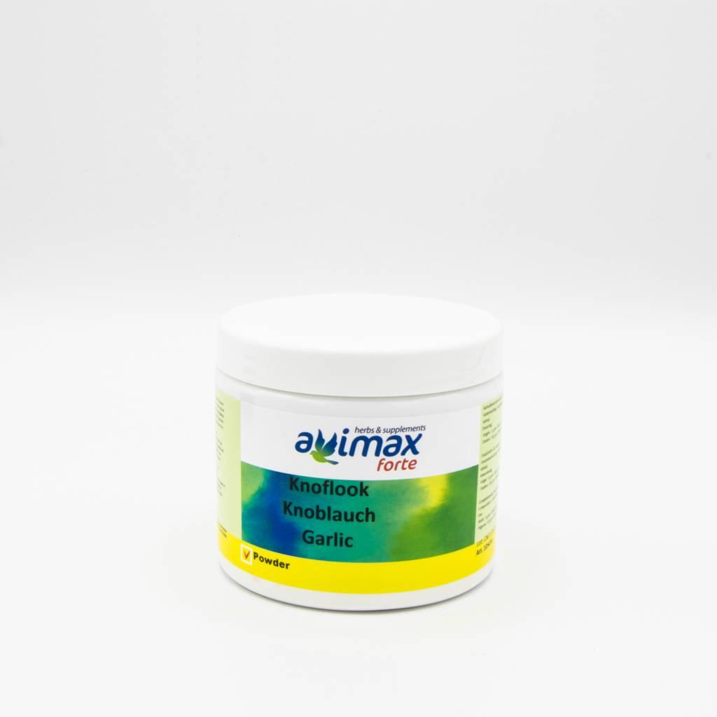 AviMax Forte AviMax Forte Knoflookpoeder Allicine