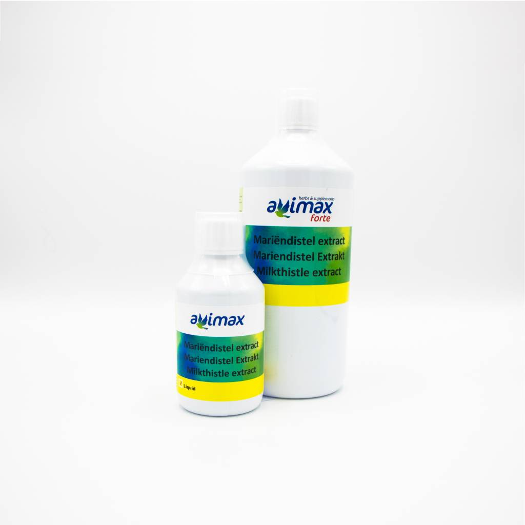 AviMax Forte AviMax Forte Mariendistel Extrakt