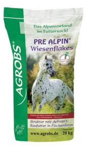 Agrobs Agrobs Pre Alpin WiesenFlakes 20 kg