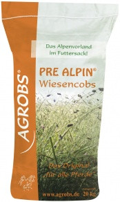 Agrobs Agrobs Pre Alpin WiesenCobs 20kg