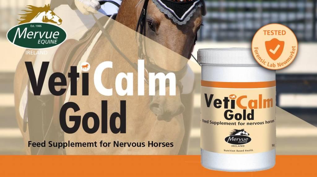 Mervue Mervue VetiCalm Gold 1000 gr