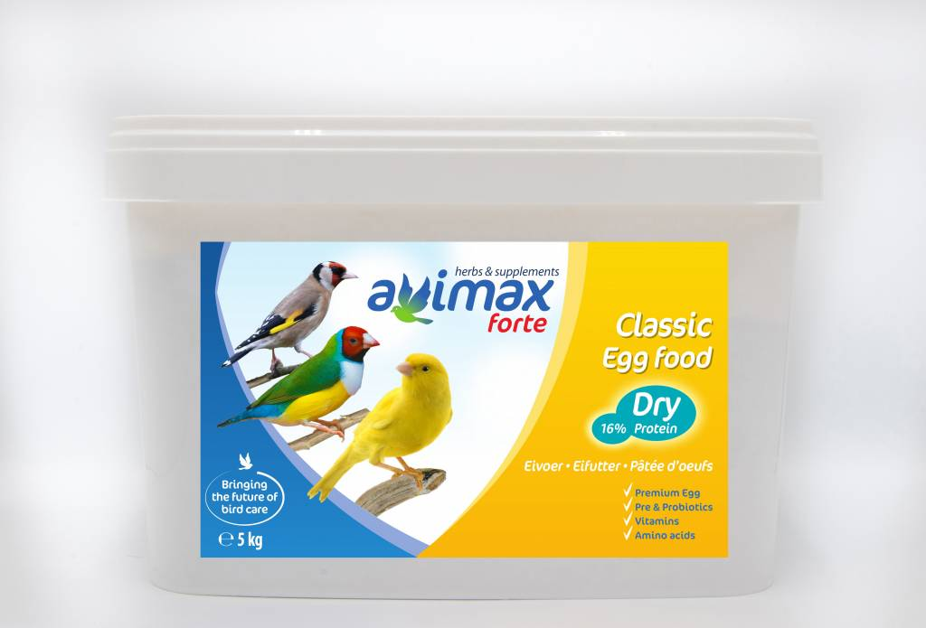 AviMax Forte AviMax Forte Eivoer Classic Droog (16%)