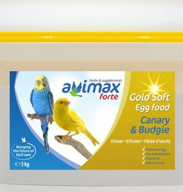 AviMax Forte AviMax Forte Gold Soft Canary & Budgie