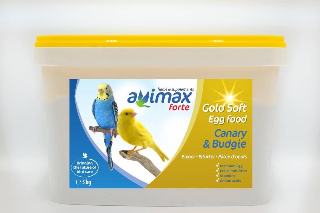 AviMax Forte AviMax Forte Gold Soft Kanarie&Wellensittich