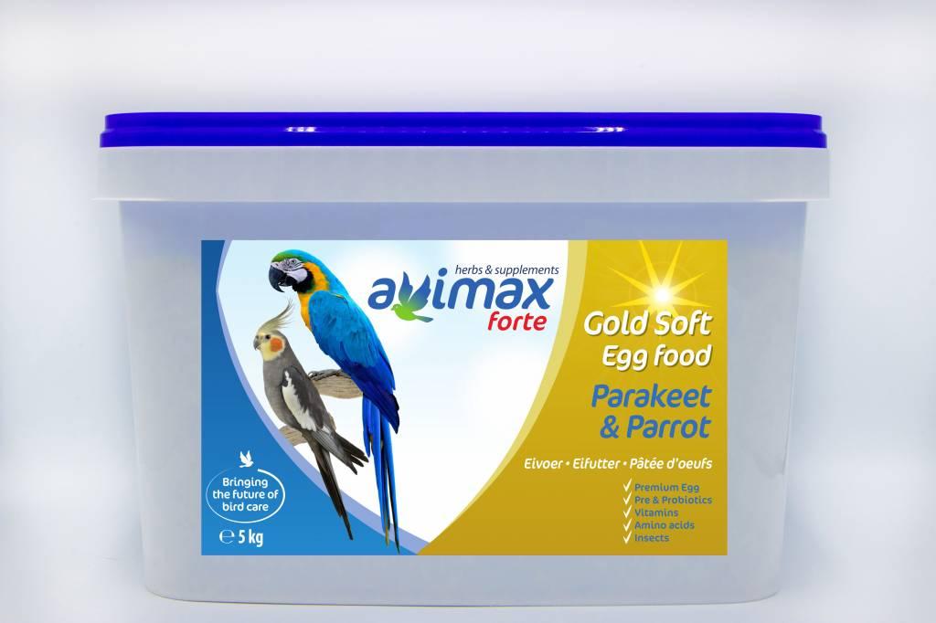 AviMax Forte AviMax Forte Gold Soft Parakeet & Parrot