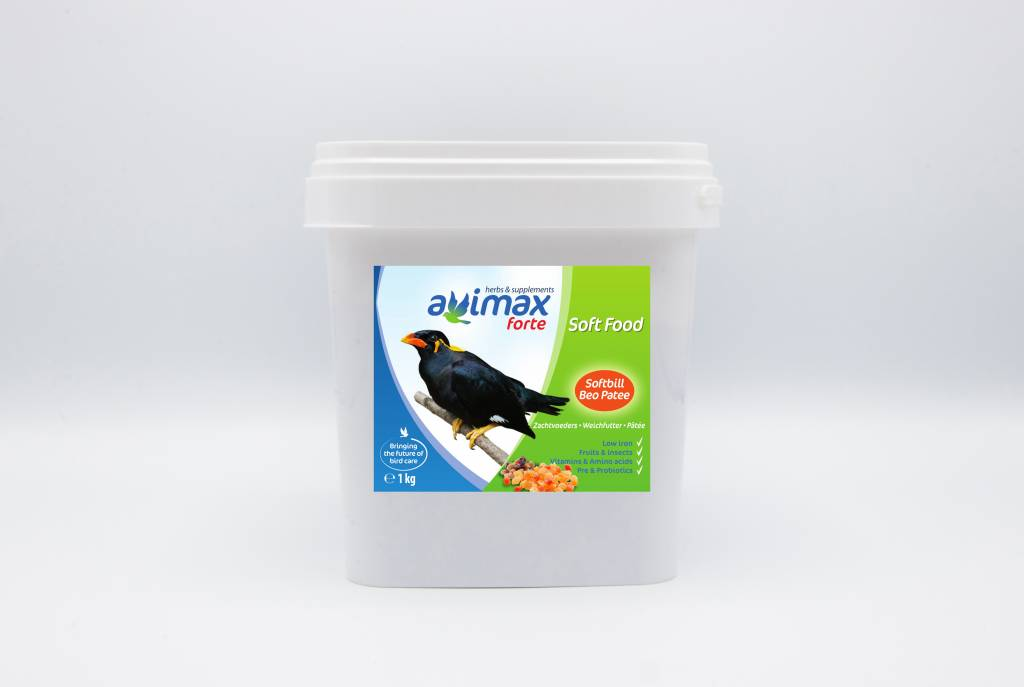 AviMax Forte AviMax Forte Softbill Patee