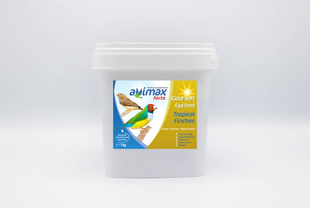 AviMax Forte AviMax Forte Gold Soft Tropical Finches