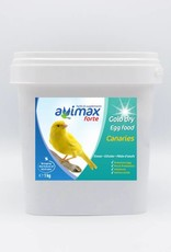 AviMax Forte AviMax Forte Gold Dry Canary + Budgies